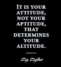 Attitude - Zig Ziglar
