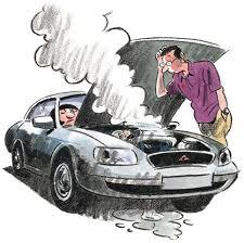 repair kereta